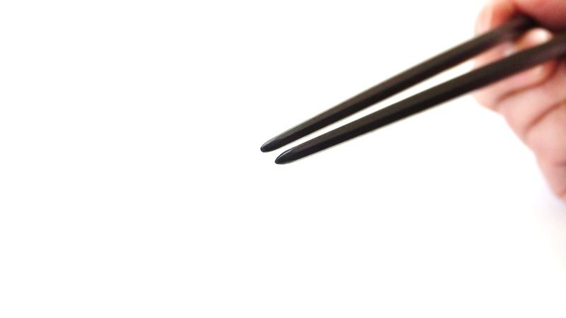 画像1: お箸の修理